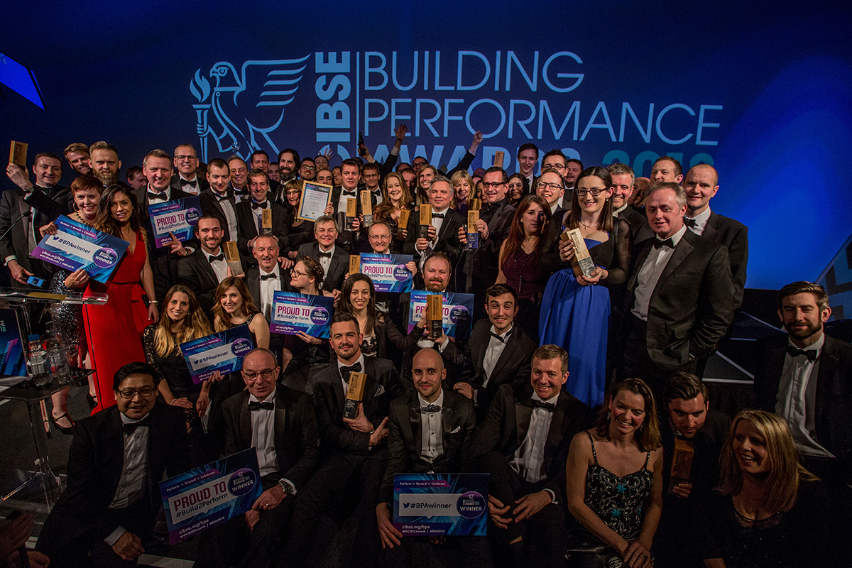 All the winners from the 2018 CIBSE Building Performance Awards