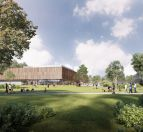 University of Portsmouth Sports Centre Granted Planning Approval