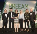 Tiger Way wins at BREEAM Awards!