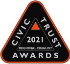 14 of our projects are Regional Finalists for the 2021 Civic Trust Awards!