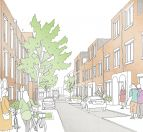 Love Wolverton: All electric community energy housing scheme submitted for planning