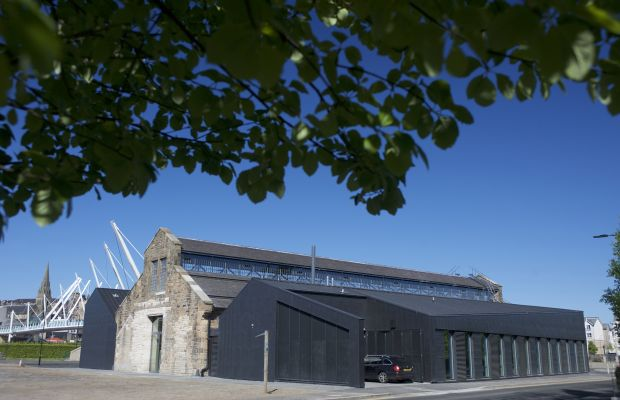 The Engine Shed,