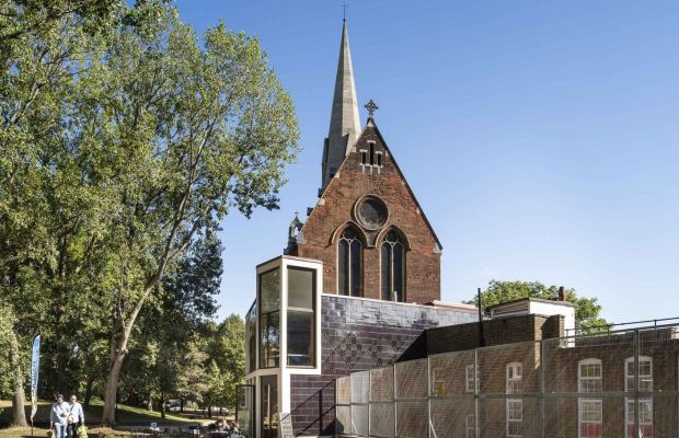 St Mary Magdalene Church, Paddington