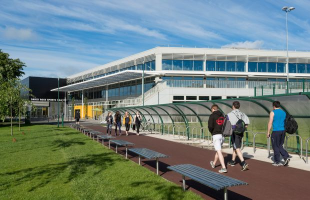 David Ross Sports Village, University of Nottingham