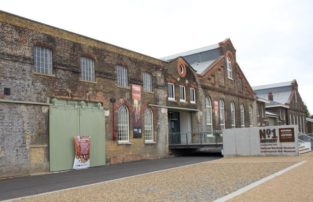 No.1 Smithery, Chatham Historic Dockyard