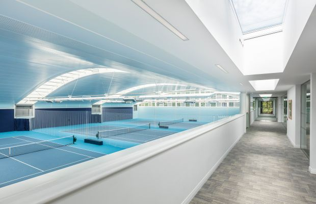 The Hurlingham Club, Racquet Centre
