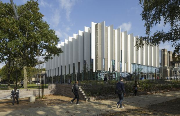 Templeman Library Refurbishment and Extension, University of Kent