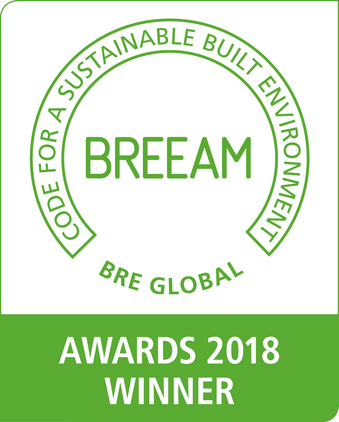 2018 BREEAM Awards, Public Use - Design Stage