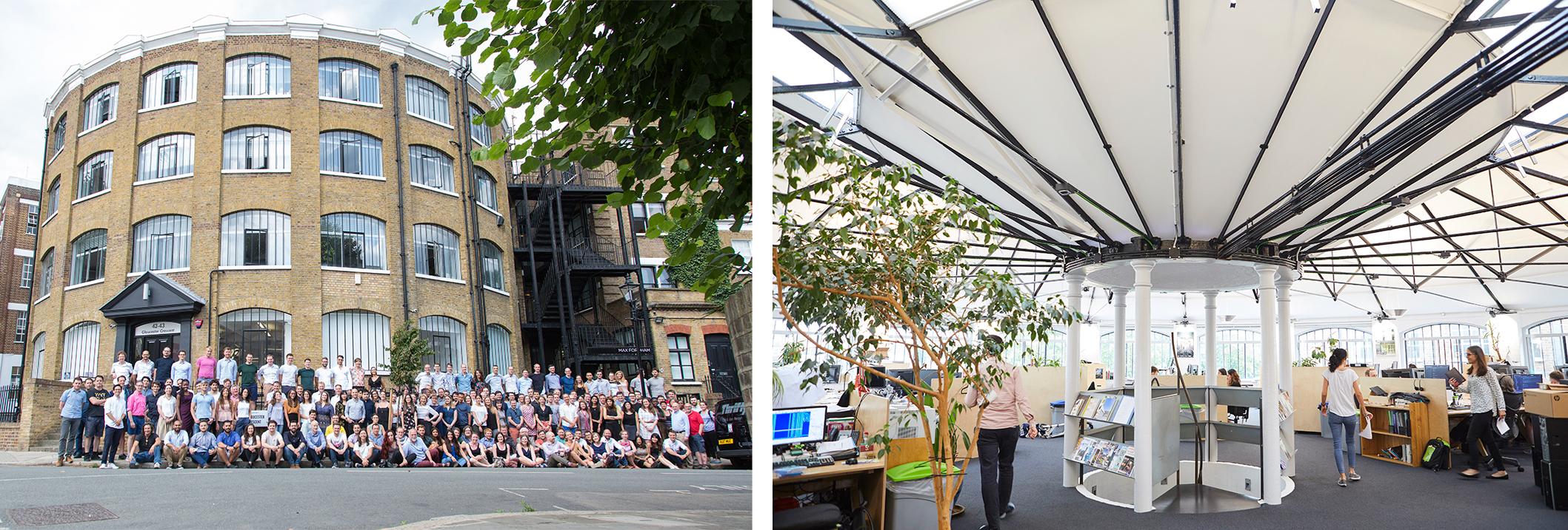 The Rotunda - our London office