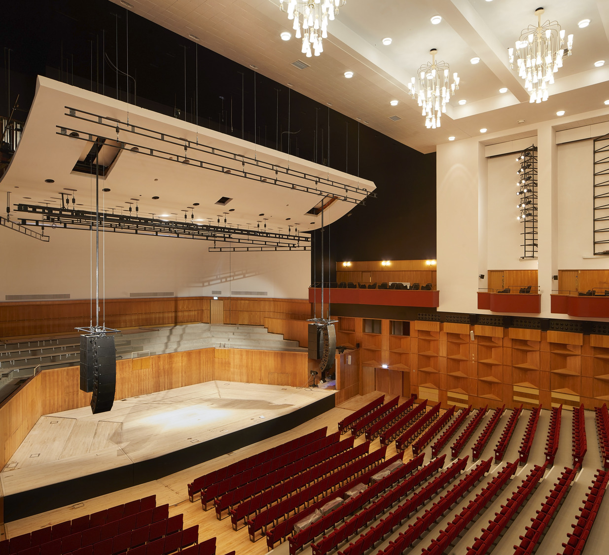 Fairfield Halls - Winner of Refurbishment Project of the Year 2020