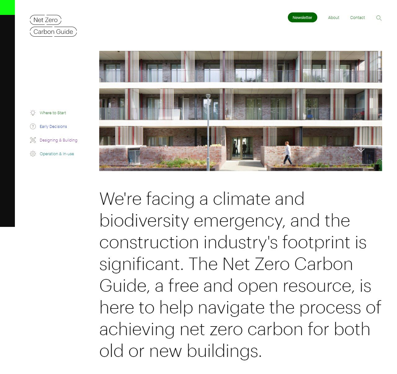 Net Zero Carbon Guide