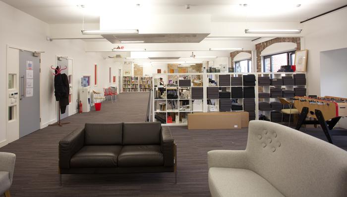 Max fordham for Office design newcastle